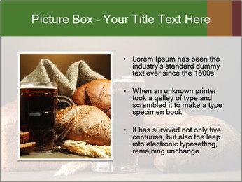 Tankard of kvass PowerPoint Templates - Slide 13