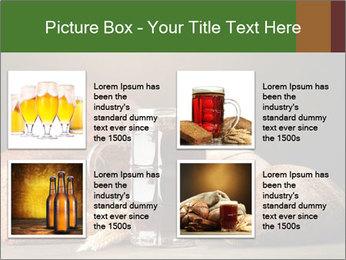 Tankard of kvass PowerPoint Templates - Slide 14