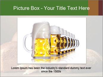 Tankard of kvass PowerPoint Template - Slide 15