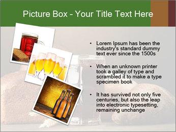 Tankard of kvass PowerPoint Templates - Slide 17