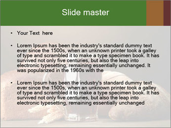 Tankard of kvass PowerPoint Template - Slide 2