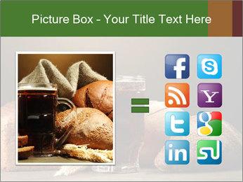 Tankard of kvass PowerPoint Template - Slide 21