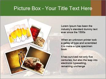 Tankard of kvass PowerPoint Templates - Slide 23