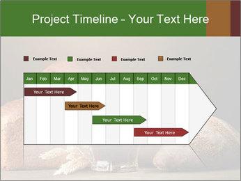 Tankard of kvass PowerPoint Templates - Slide 25