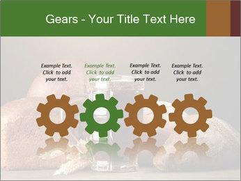 Tankard of kvass PowerPoint Templates - Slide 48