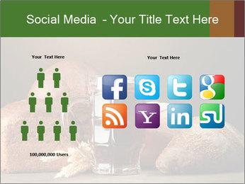 Tankard of kvass PowerPoint Templates - Slide 5