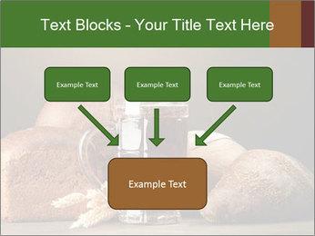 Tankard of kvass PowerPoint Templates - Slide 70