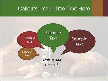 Tankard of kvass PowerPoint Templates - Slide 73
