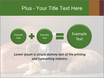 Tankard of kvass PowerPoint Templates - Slide 75