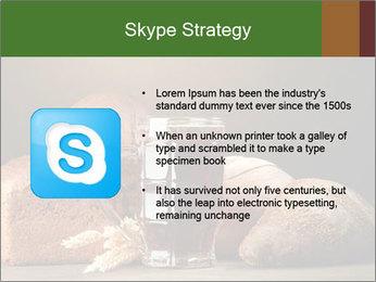Tankard of kvass PowerPoint Templates - Slide 8