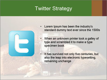 Tankard of kvass PowerPoint Template - Slide 9