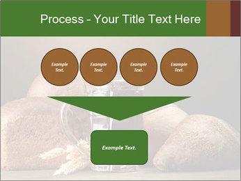 Tankard of kvass PowerPoint Template - Slide 93