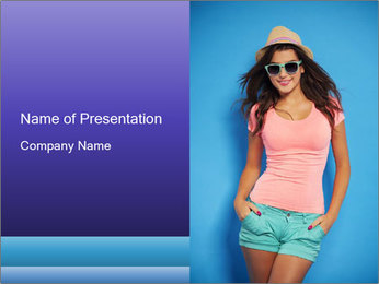 0000086454 PowerPoint Template - Slide 1