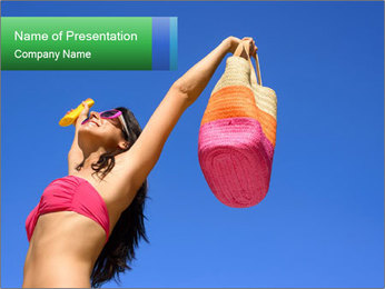 0000086455 PowerPoint Template - Slide 1