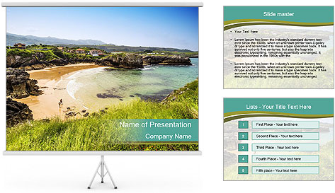 0000086472 PowerPoint Template