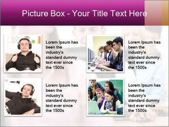 0000086478 PowerPoint Template - Slide 14