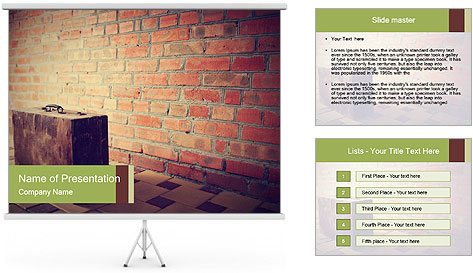 0000086488 PowerPoint Template