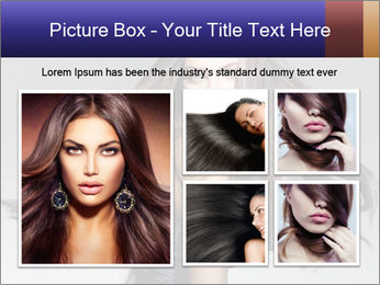 Fashion Model PowerPoint Template - Slide 19