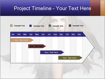 Fashion Model PowerPoint Template - Slide 25