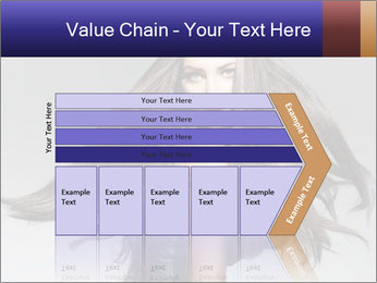 Fashion Model PowerPoint Template - Slide 27