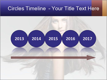 Fashion Model PowerPoint Template - Slide 29