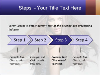 Fashion Model PowerPoint Template - Slide 4