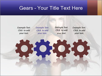 Fashion Model PowerPoint Template - Slide 48