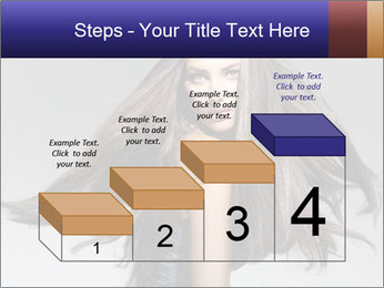 Fashion Model PowerPoint Template - Slide 64