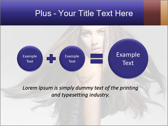 Fashion Model PowerPoint Template - Slide 75