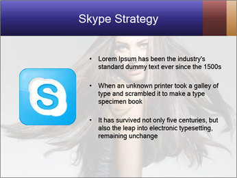 Fashion Model PowerPoint Template - Slide 8