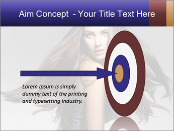Fashion Model PowerPoint Template - Slide 83