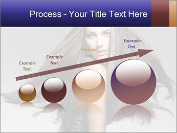 Fashion Model PowerPoint Template - Slide 87