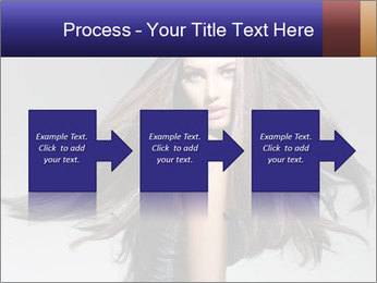 Fashion Model PowerPoint Template - Slide 88