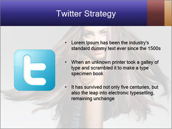 Fashion Model PowerPoint Template - Slide 9