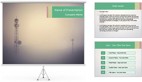 0000086501 PowerPoint Template