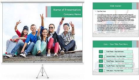 0000086511 PowerPoint Template