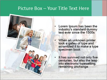 0000086511 PowerPoint Template - Slide 17