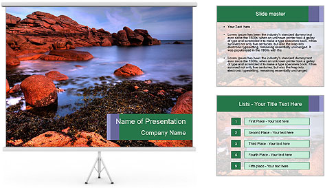 0000086515 PowerPoint Template
