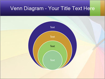 Rainbow-colored umbrella PowerPoint Templates - Slide 34