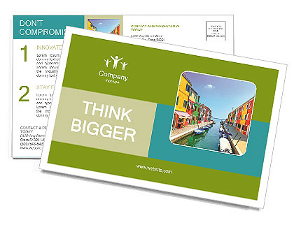 0000086535 Postcard Template