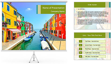 0000086535 PowerPoint Template