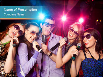 0000086536 PowerPoint Template - Slide 1