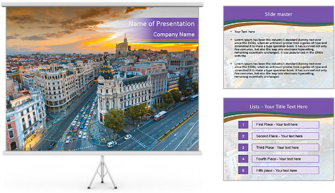 0000086543 PowerPoint Template