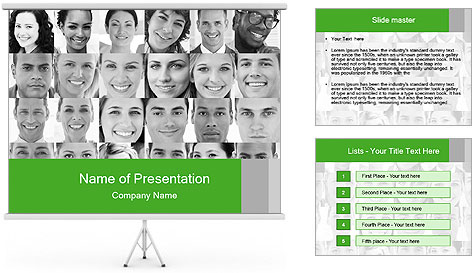 0000086550 PowerPoint Template