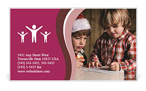 0000086588 Business Card Template