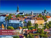 Tallinn PowerPoint Templates
