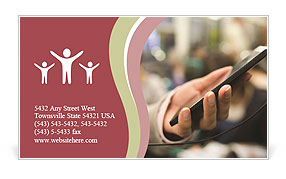0000086599 Business Card Template