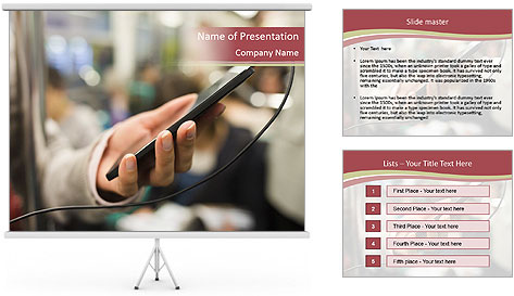 0000086599 PowerPoint Template