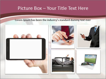 0000086600 PowerPoint Templates - Slide 19