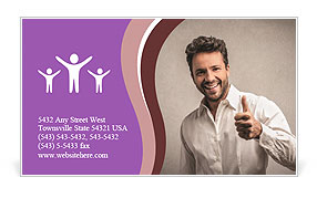0000086610 Business Card Template